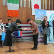 Japanese Speech Contest in Ireland